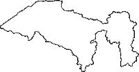 宮城県黒川郡大和町(たいわちょう)の白地図無料ダウンロード