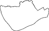 茨城県北相馬郡利根町(とねまち)の白地図無料ダウンロード