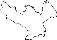 埼玉県北葛飾郡杉戸町(すぎとまち)の白地図無料ダウンロード