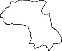 東京都板橋区(いたばしく)の白地図無料ダウンロード
