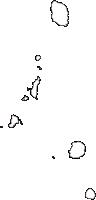 東京都大島支庁大島支庁(おおしましちょう)の白地図無料ダウンロード