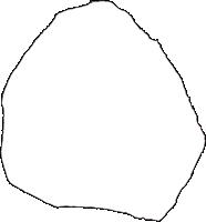 東京都三宅支庁御蔵島村(みくらじまむら)の白地図無料ダウンロード