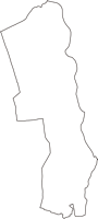 神奈川県大和市(やまとし)の白地図無料ダウンロード