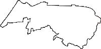 石川県能美市(のみし)の白地図無料ダウンロード