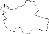 福井県吉田郡永平寺町(えいへいじちょう)の白地図無料ダウンロード