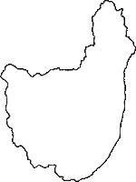 長野県小県郡長和町(ながわまち)の白地図無料ダウンロード