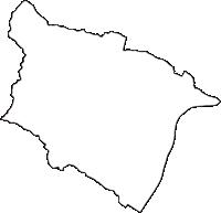 長野県下伊那郡高森町(たかもりまち)の白地図無料ダウンロード