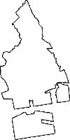 兵庫県神戸市東灘区(ひがしなだく)の白地図無料ダウンロード
