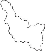 兵庫県神崎郡福崎町(ふくさきちょう)の白地図無料ダウンロード