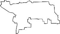 奈良県磯城郡三宅町(みやけちょう)の白地図無料ダウンロード