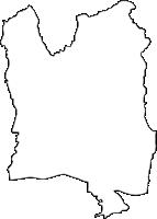 和歌山県岩出市(いわでし)の白地図無料ダウンロード
