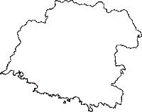 和歌山県西牟婁郡すさみ町(すさみちょう)の白地図無料ダウンロード