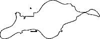 大分県東国東郡姫島村(ひめしまむら)の白地図無料ダウンロード