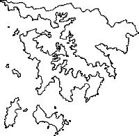 鹿児島県大島郡瀬戸内町(せとうちちょう)の白地図無料ダウンロード