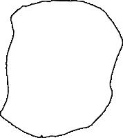 沖縄県島尻郡南大東村(みなみだいとうそん)の白地図無料ダウンロード